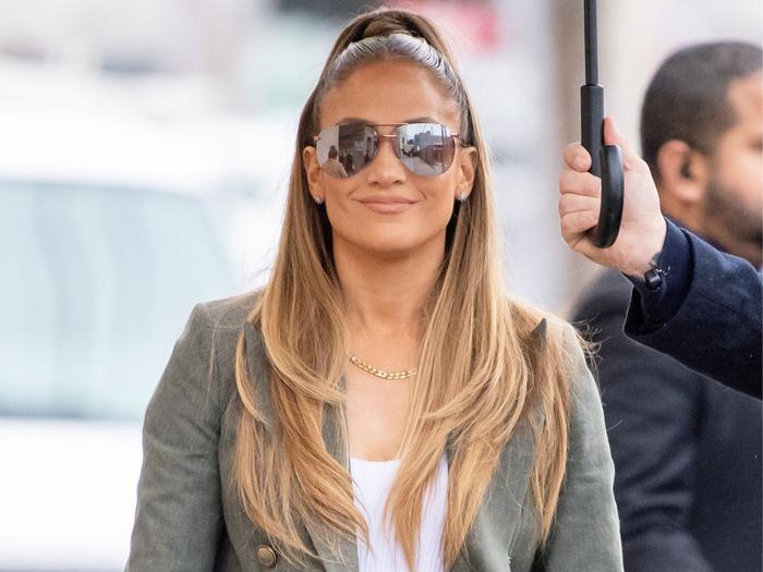 Jennifer Lopez Shoe Trends