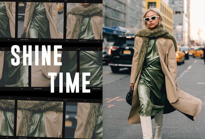 Spring Street Style 2019: Shine