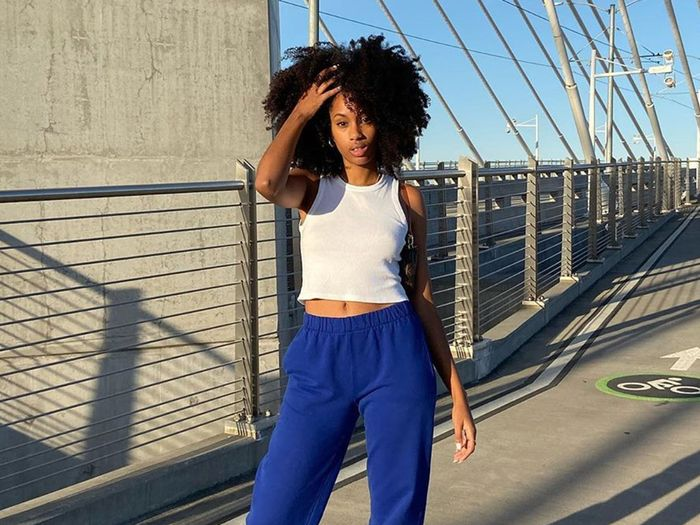 Joggers Made a Worldwide Comeback This Year—These Looks Get an A+
