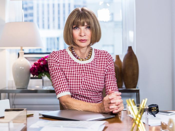 Anna Wintour on What to Never Wear to a Job Interview