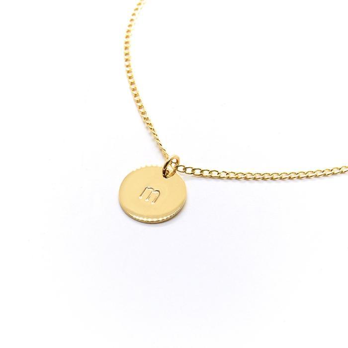 Natalie Marie Mini Initial Bracelet