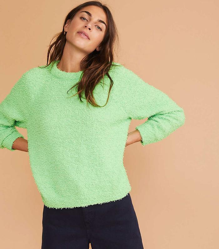 Lou & Grey Fizzy Sweater