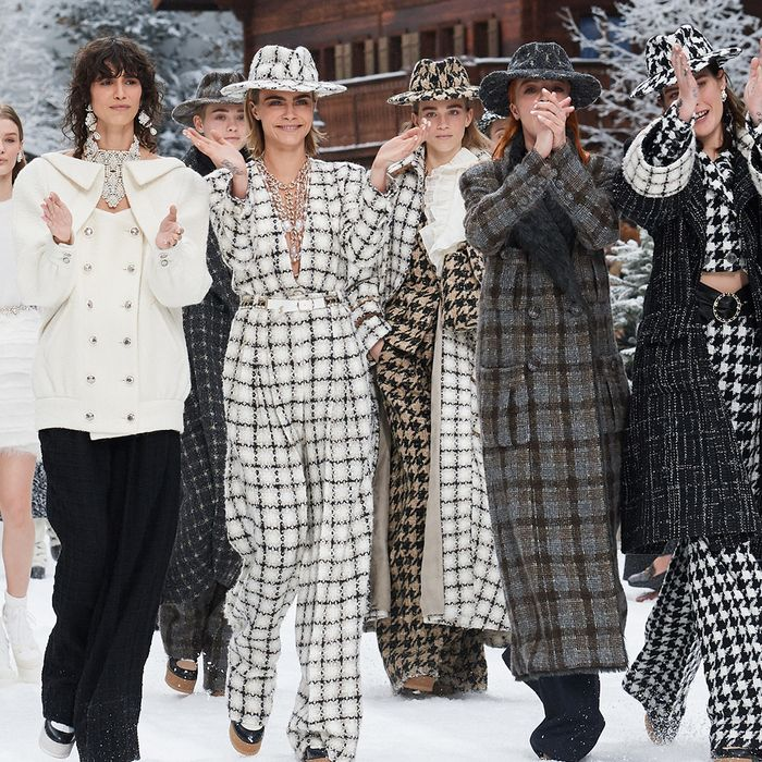 Inside Karl Lagerfeld's Last Show for Chanel