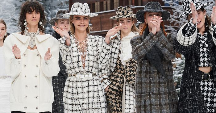 Inside Karl Lagerfeld's Last Show for Chanel