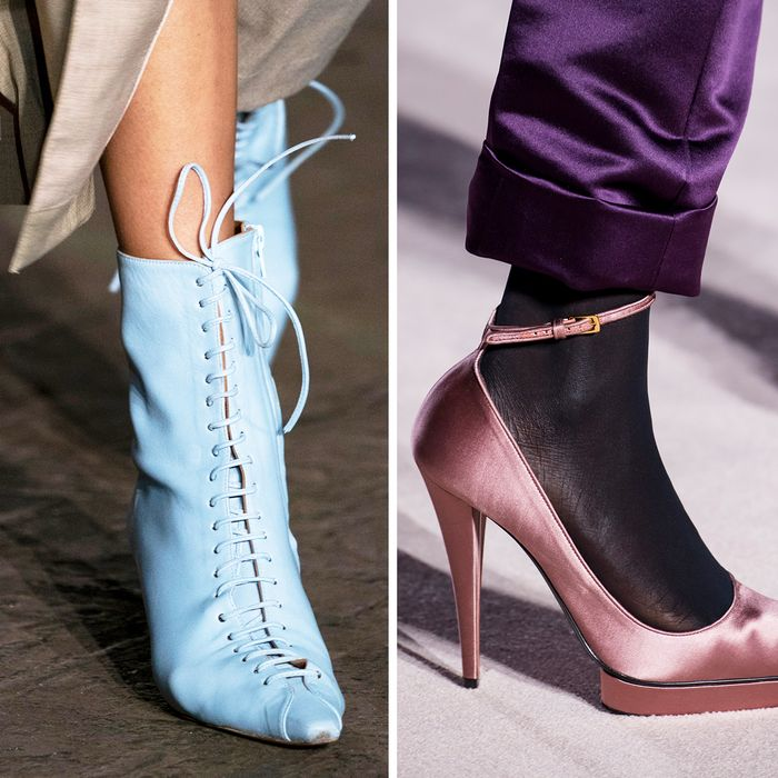 These Are the 8 Shoe Trends Everyone Will Wear in 6 Months