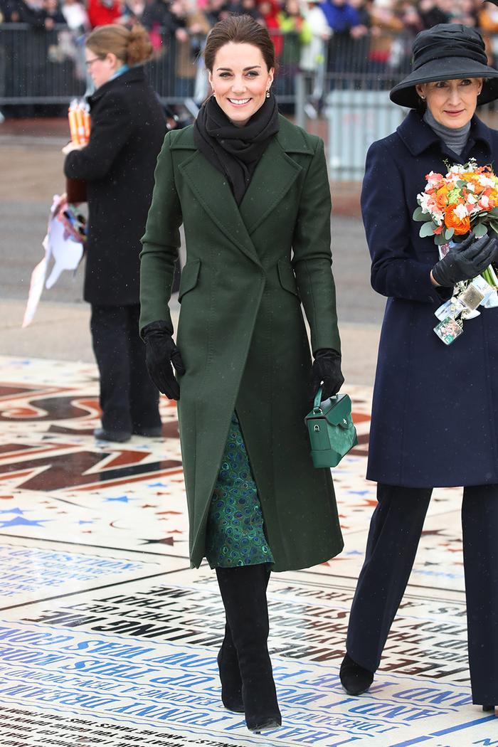 Kate Middleton boot trend