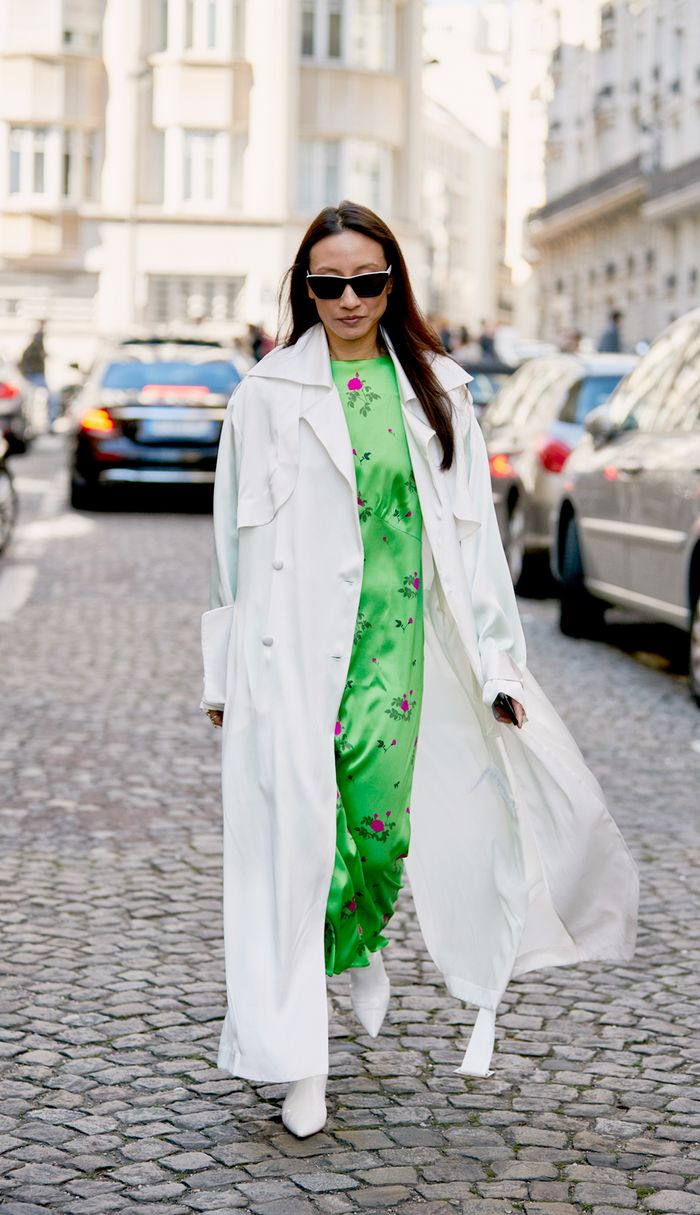 How to Master Winter-to-Spring Dressing  Who What Wear