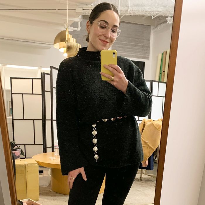 I Wore $30 Zara Leggings to My Fashion Office—Here's How My Boss Reacted
