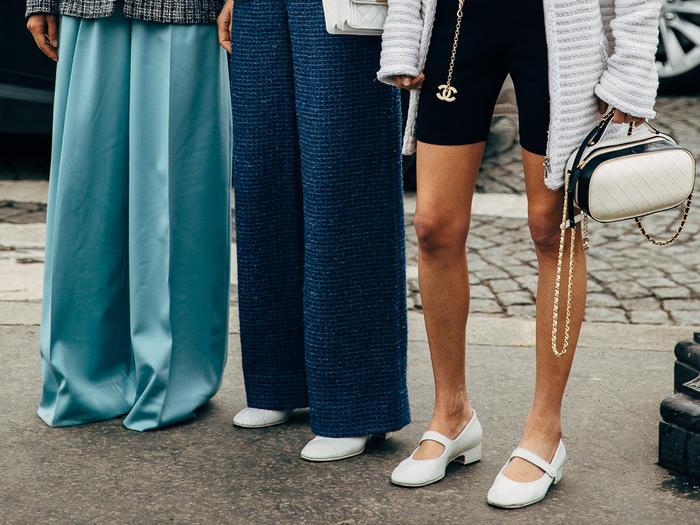 Vintage Chanel shoes