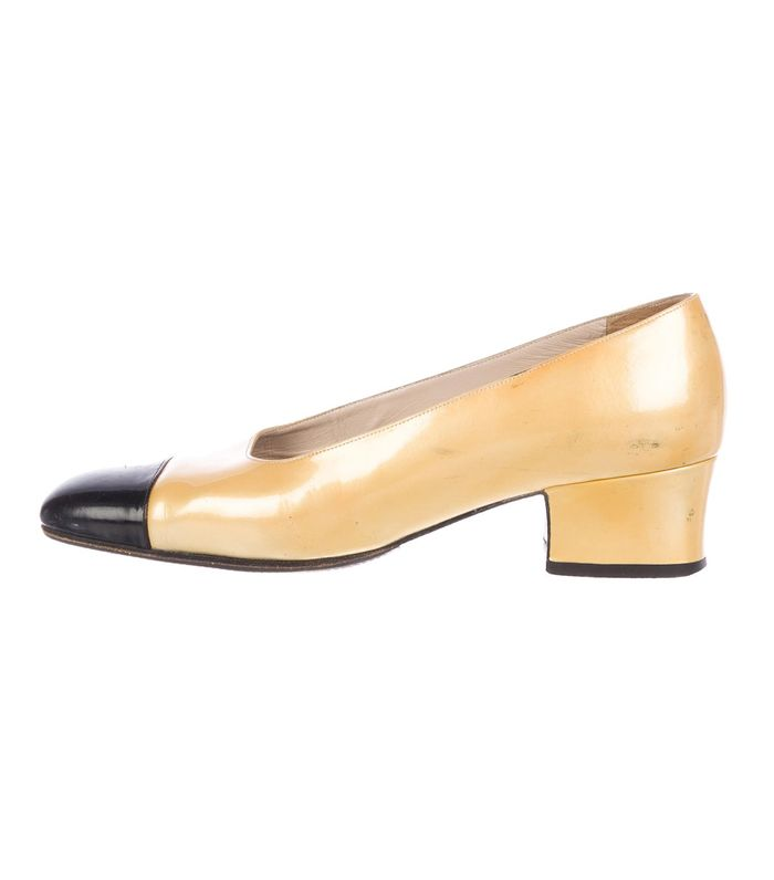 Vintage Chanel Shoes Somehow Under $250