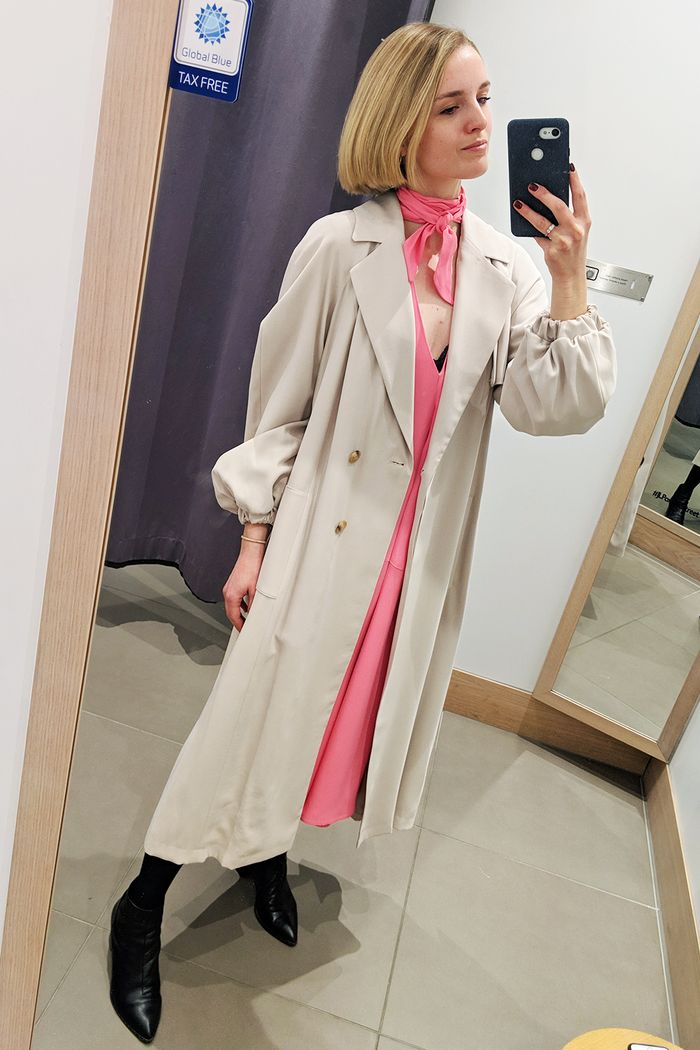 New In Shopping Picks: John Lewis trench