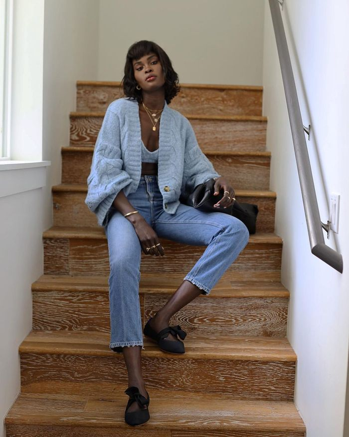 Spring tops to wear with jeans