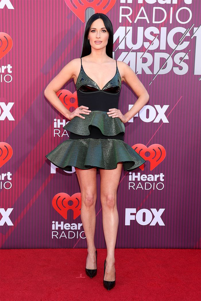 Kacey Musgraves at the 2019 iHeartRadio Music Awards