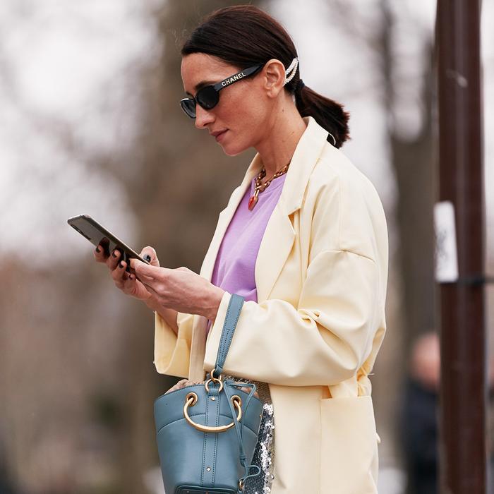 Street Style - Chanel Sunglasses