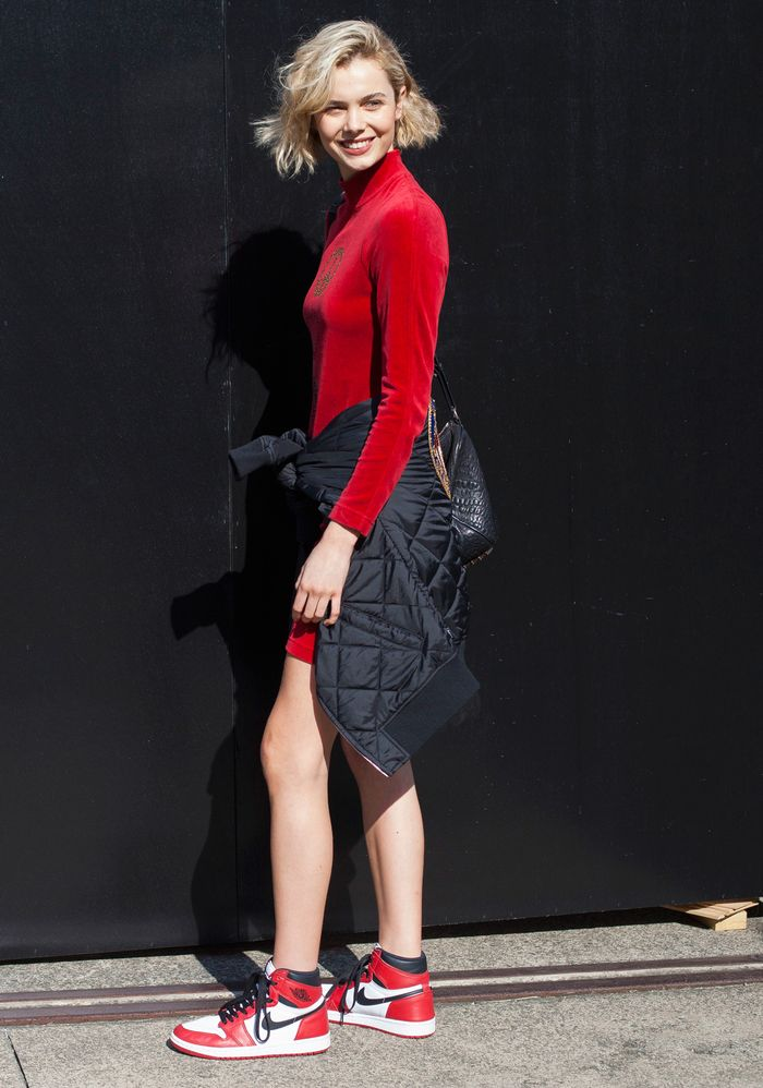 jordan 1 women outfit