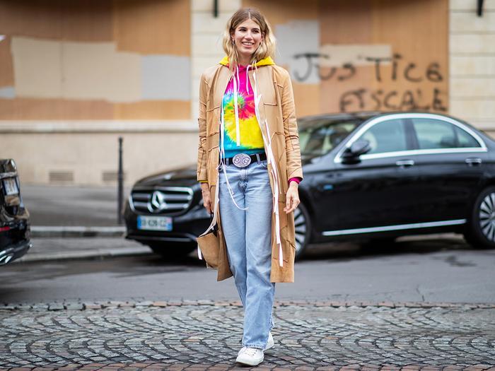 Tie-Dye Trend Street Style