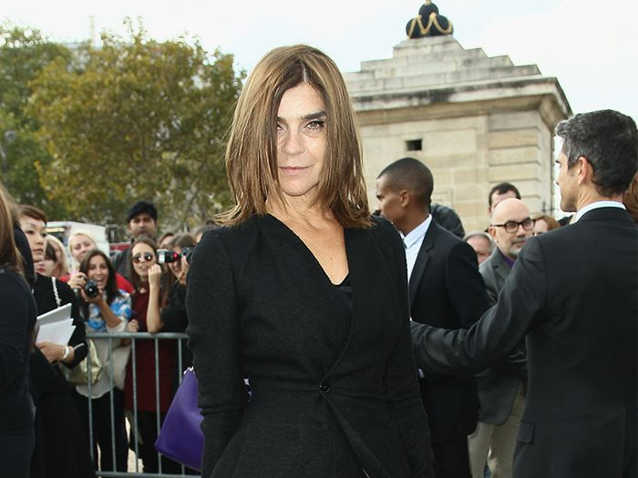 Carine Roitfeld French fashion