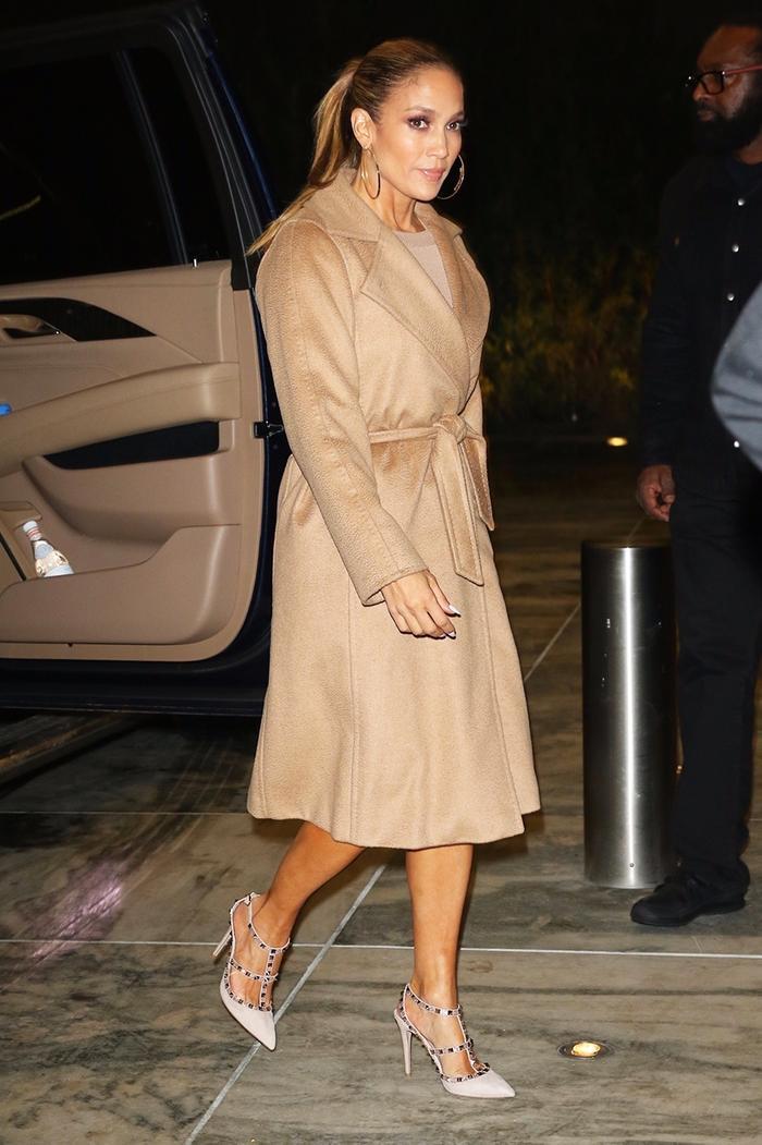 Jennifer Lopez heels