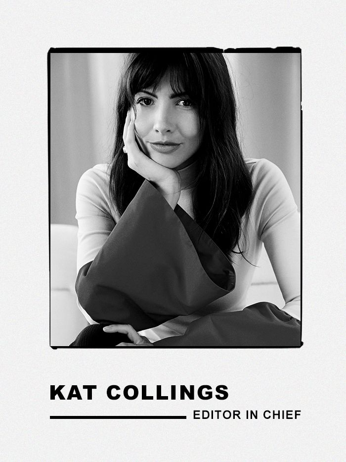 Editor in Chief Kat Collings Shares Her Interview Outfit