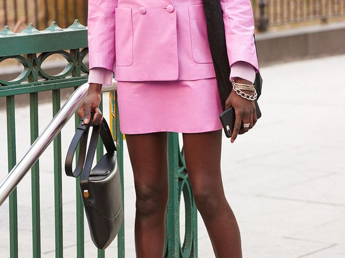 10 Ridiculously Chic Spring Outfits Spotted on Our Morning Commute