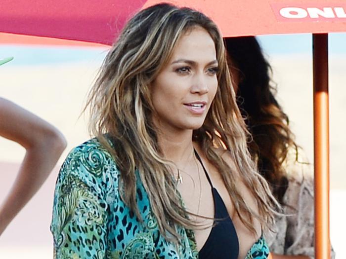 Jennifer Lopez Swimsuit Trends