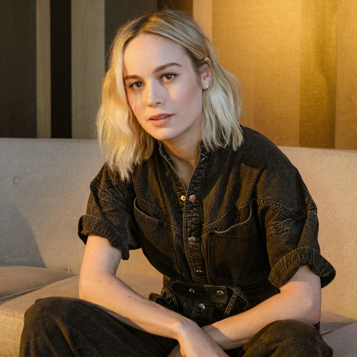 Read Our Exclusive Interview With Brie Larson Who What Wear