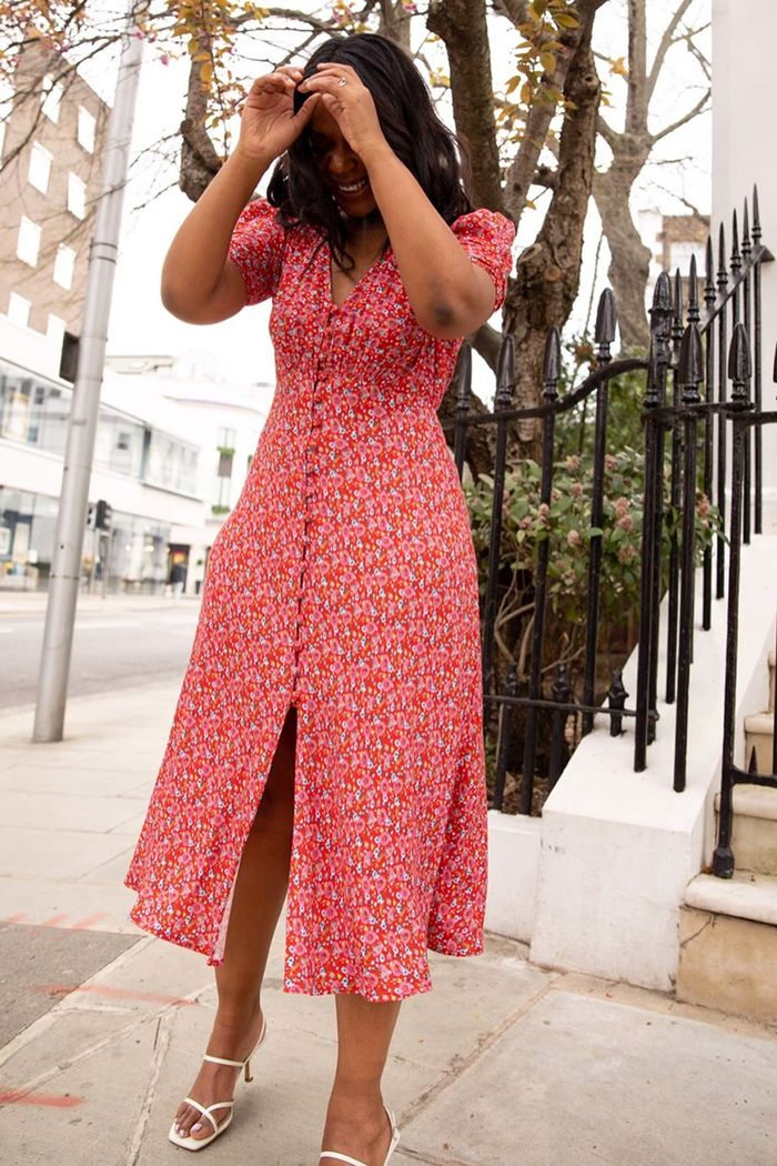 Puff sleeve dresses trend: Style idealist