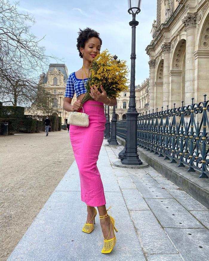Parisian spring outfits