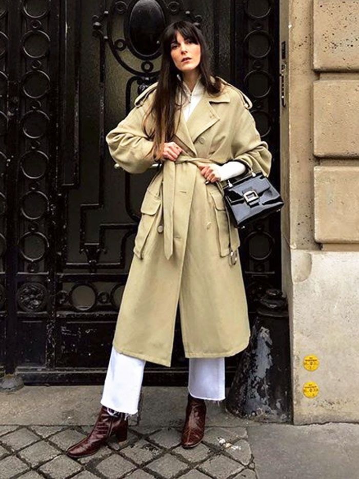 10 Boring Fashion Basics French Girls, Trendy Trench Coats 2019