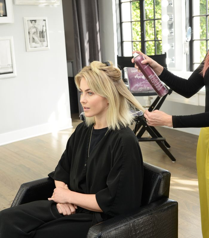 Interview Julianne Hough Reveals Her Best Hair Tips Who