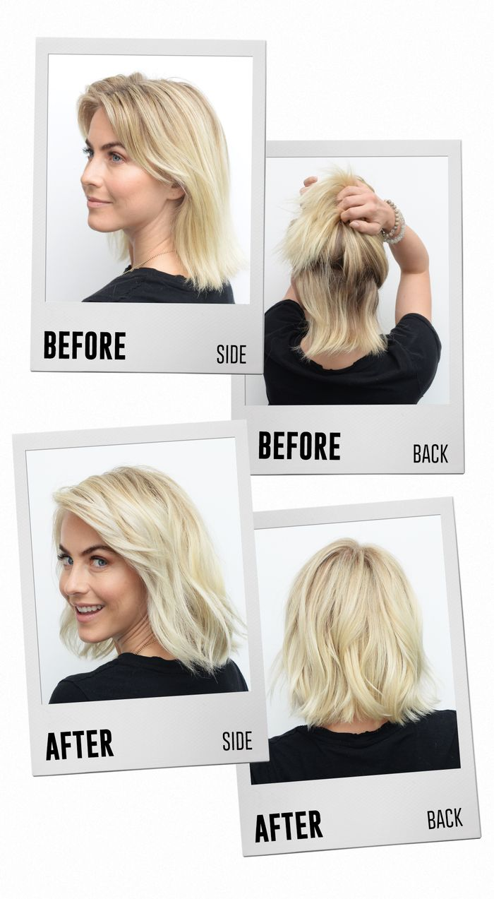 Interview: Julianne Hough Reveals Her Best Hair Tips  Who What Wear