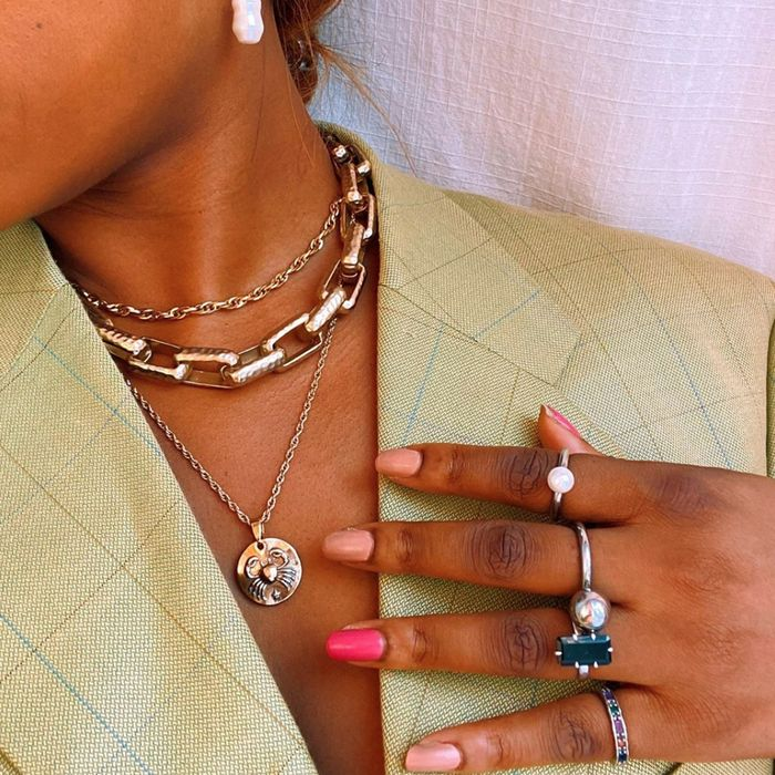 7 Necklace Trends That Will Be Huge In 2020 Who What Wear