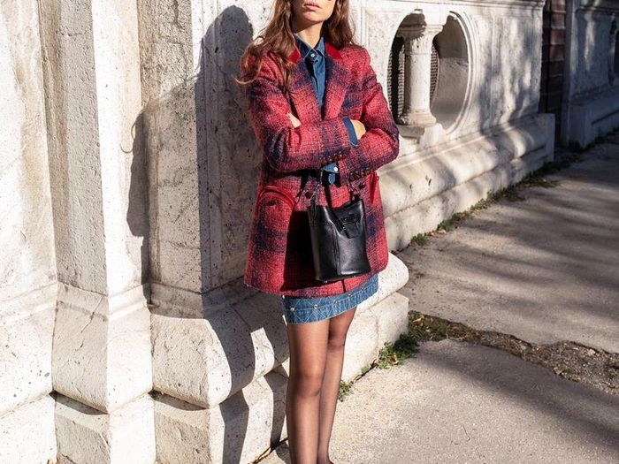 Not All Dresses and Jackets Go Together, But These 8 Timeless Combinations Work