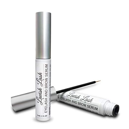 Pronexa Hairgenics Lavish Lash Eyelash Growth Enhancer & Brow Serum
