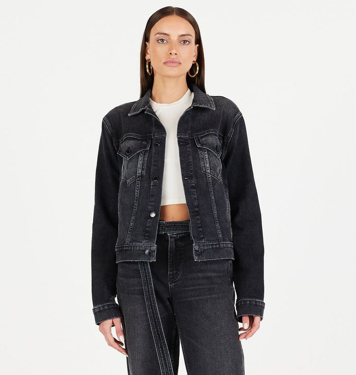 Cotton Citizen Boyfriend Jacket in Bowery