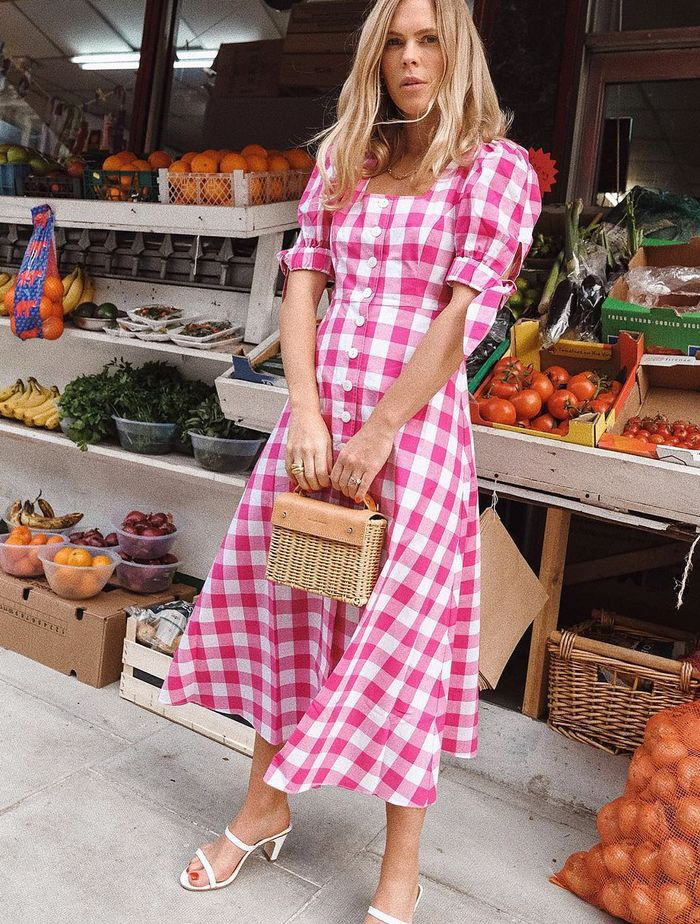 It Dresses 2019: Jessie in a Kitri dress