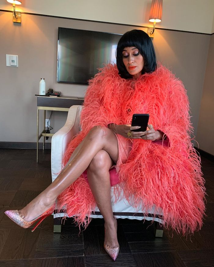 Celebrity Beauty Rituals: Tracee Ellis Ross