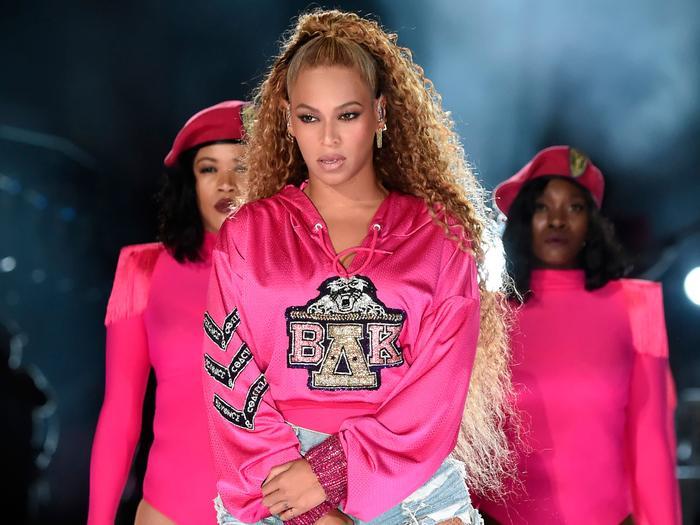 Beyoncé Collaborates With Adidas