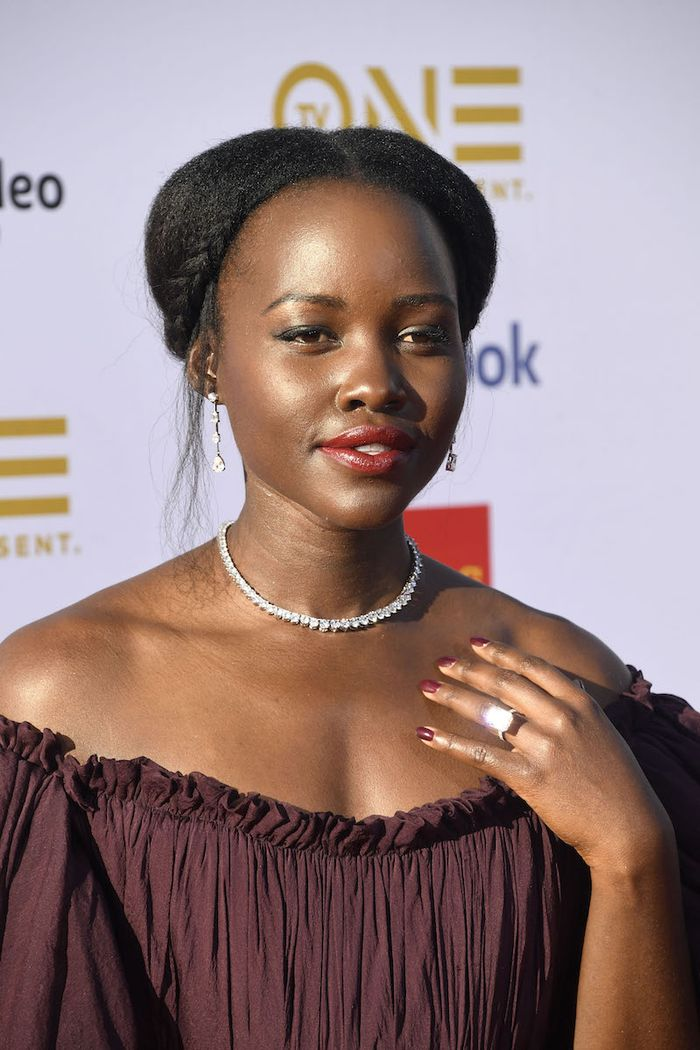 Best Celebrity Beauty Looks: Lupita Nyong'o