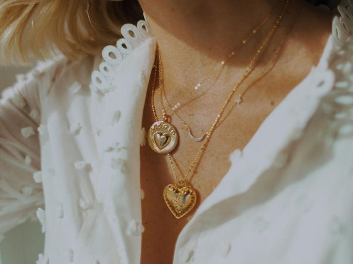 Here S Exactly How To Clean Gold Plated Jewelry Who What Wear