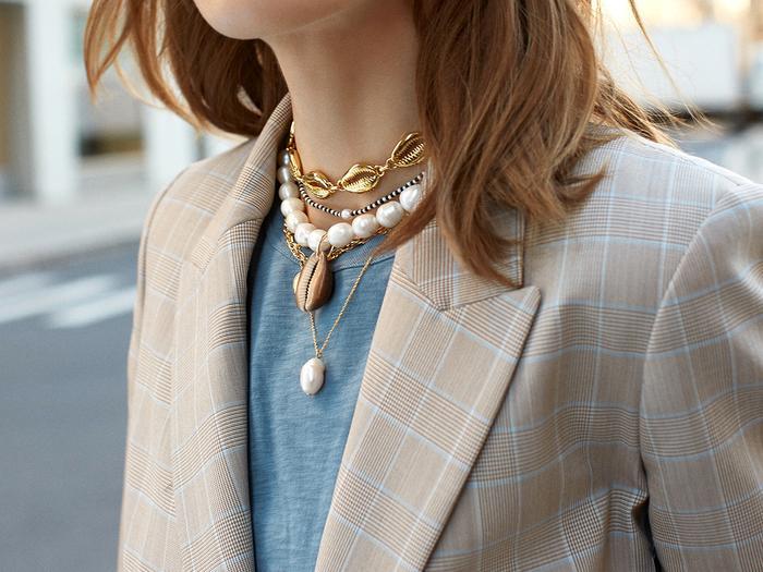 Shell Jewelry Trend