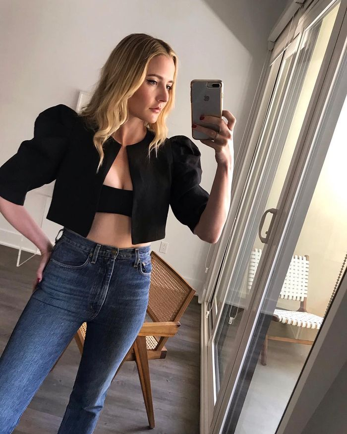 Coolest fashion pieces May: Black crop Judy jacket