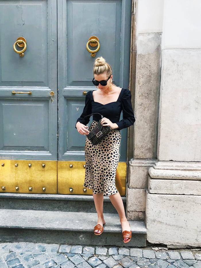 Instagram fashion advice from Kristen Nichols