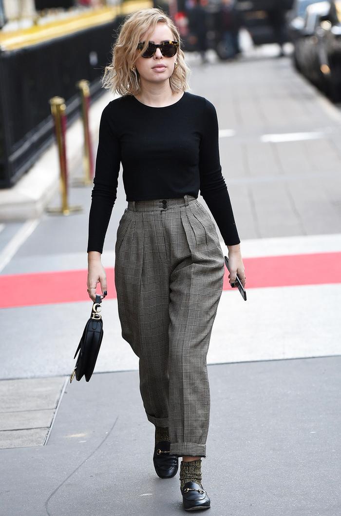 Tanya Burr style:
