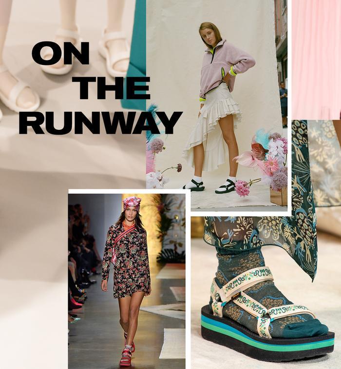 The Spring Sandal Trend Fashion Girls