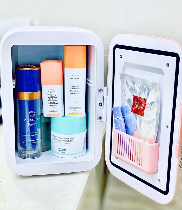 6 Skincare Products That You Should Store In The Fridge Who What Wear Uk