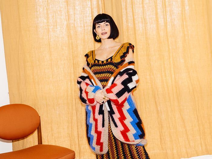 Best Wardrobes in Britain: Natalia Barbieri