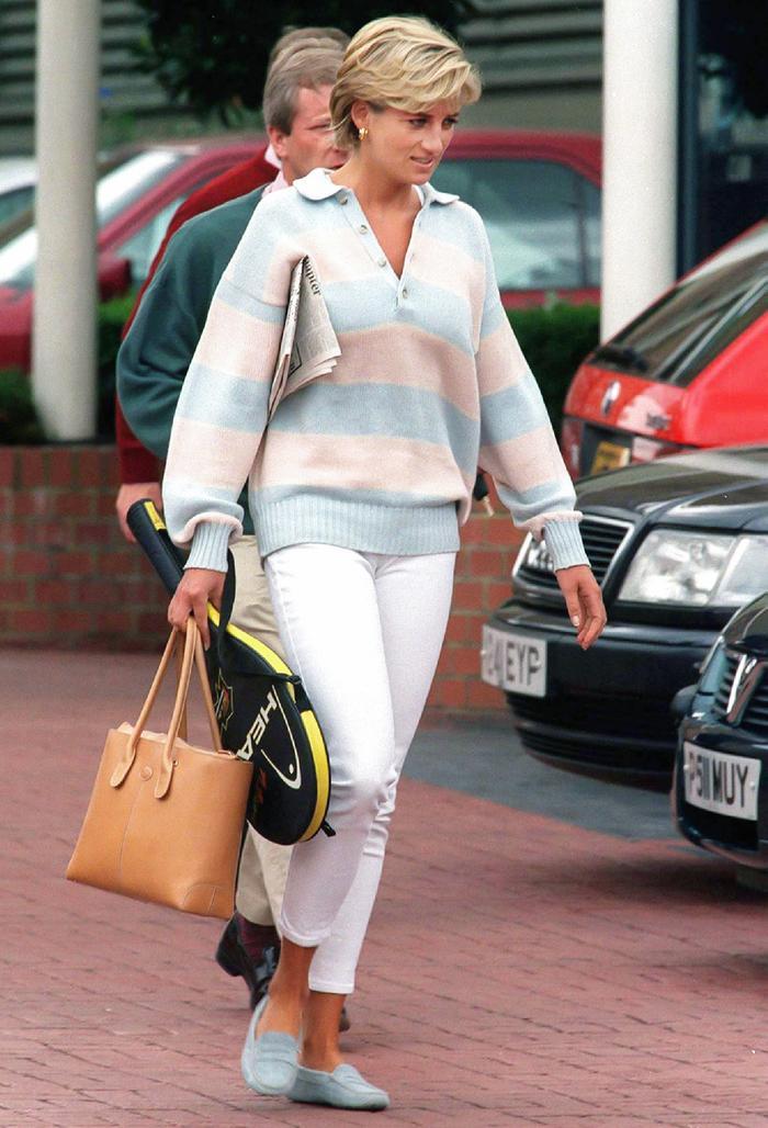 Princess Diana's Favorite Tod's Bag