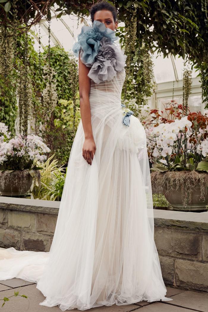 Bridal Week Fashion Trends - Oversized Rosettes