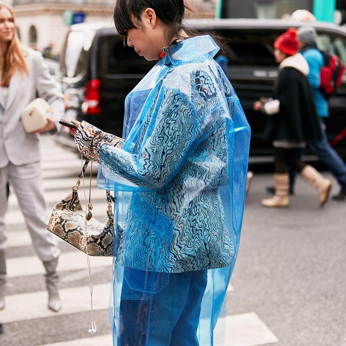 Susie Lau Street Style Paris Rejina Pyo Bag